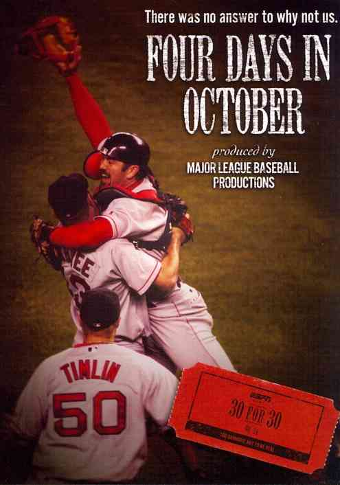 FOUR DAYS IN OCTOBER (DVD)